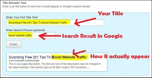 boost website traffic - seo tips and tricks in 2017