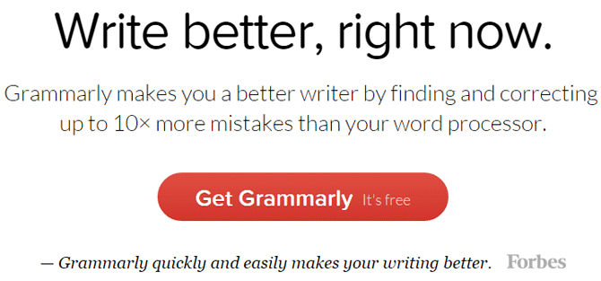 grammarly punctuation checker
